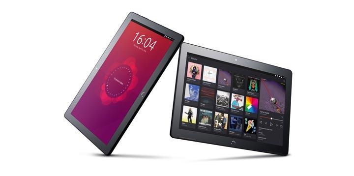 BQ -планшетный ПК с Ubuntu