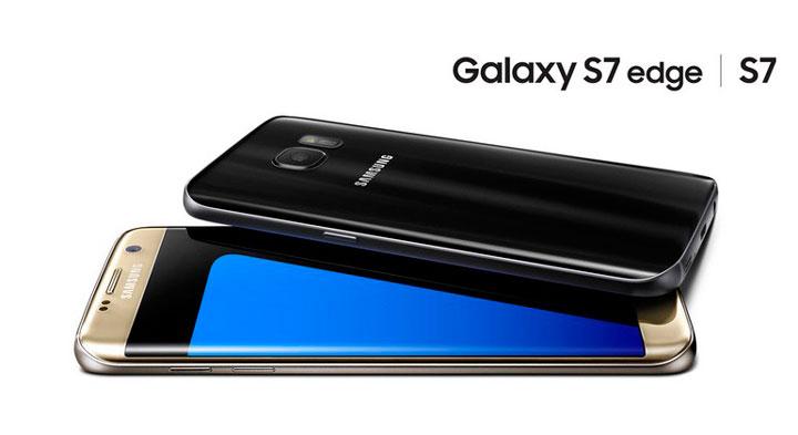 Galaxy S7 и Galaxy S7 Edge