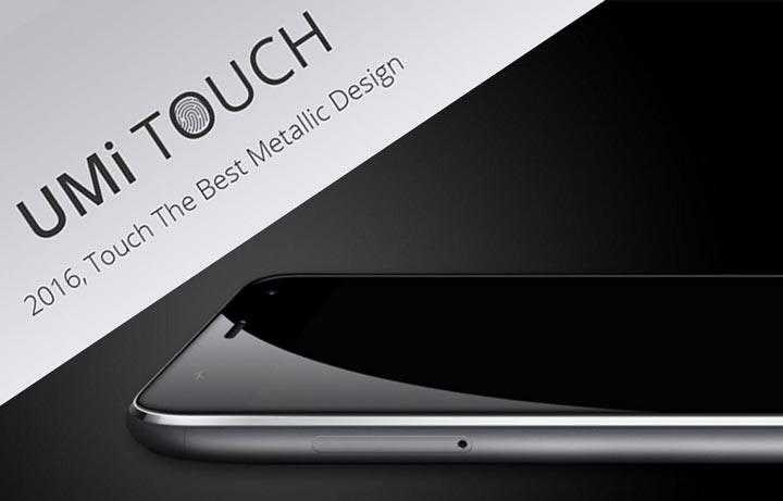 UMi выпустит доступный смартфон