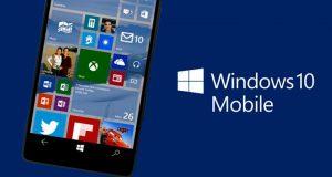 Windows 10 Mobile уже на пороге
