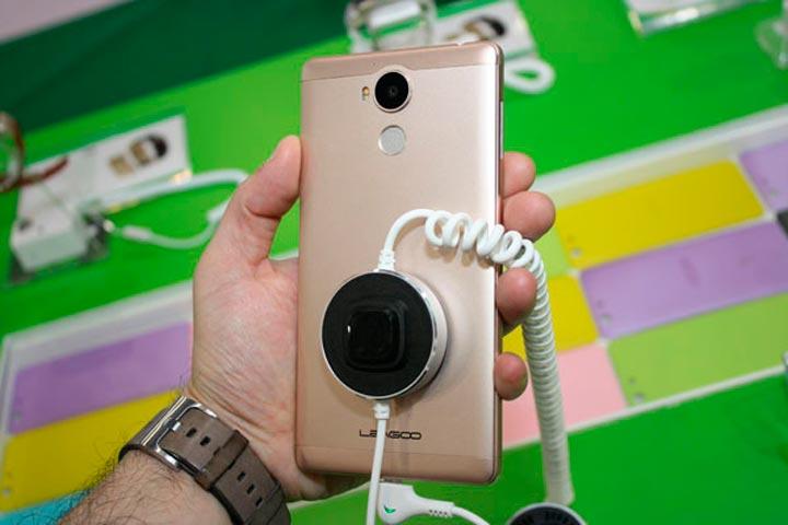 Анонсирован смартфон Leagoo T3