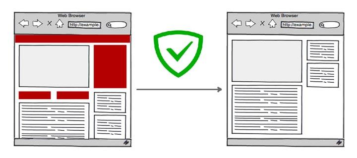 Защита от рекламы с помощью Adguard