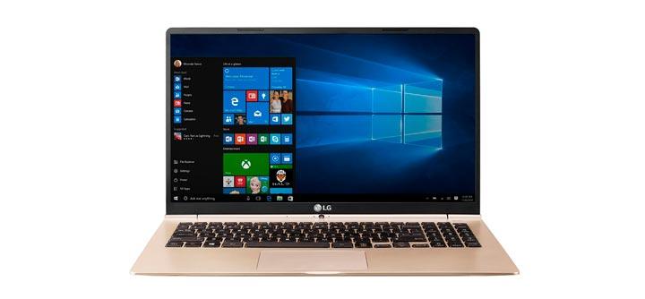 Легкий ноутбук Gram 15 от LG