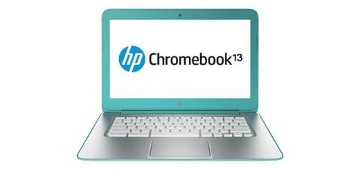 Новый HP Chromebook 13 G1