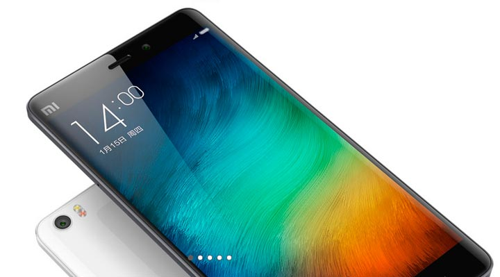 Смартфон Xiaomi Mi5