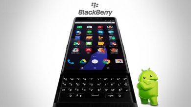 BlackBerry теперь на Андроид