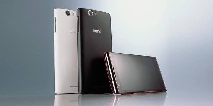 Qisda выпустила смартфон