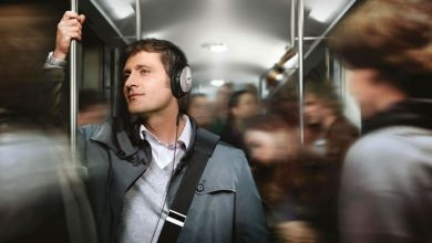 Влияние наушников на слух