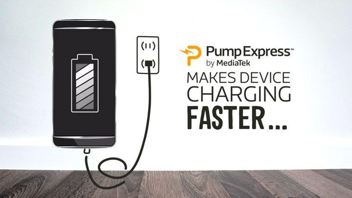 Зарядить батарею смартфона