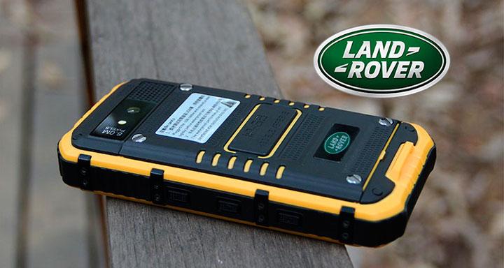 Защищенные смартфоны Land Rover