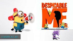 Игра «Гадкий Я: MinionRush», от Gameloft на сайте caniplay.ru