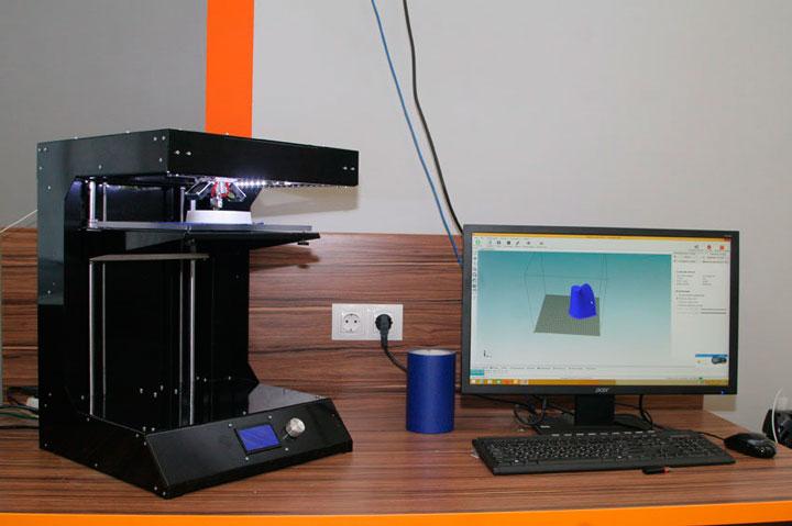Отечественные 3D-принтеры
