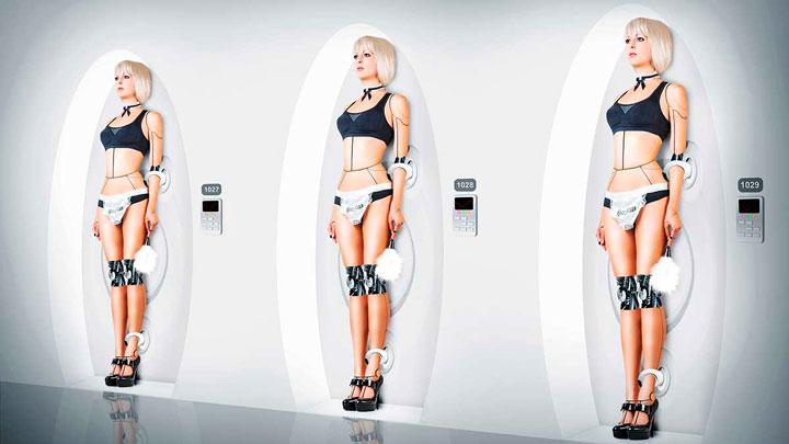 Что ожидает человечество с появлением секс-роботов? 2