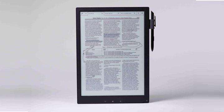 Электронная бумага E Ink