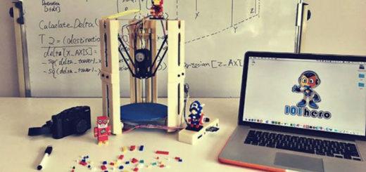 3D-печать с принтером 101Hero