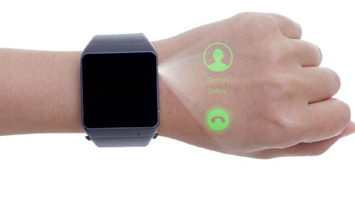 ASU Cast 1 — первые в мире умные часы с проектором