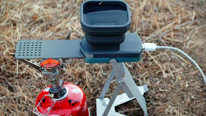 FlameStower — зарядное устройство