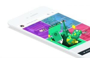 Google приложение Spaces