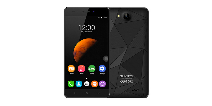 Oukitel С3. Самый бюджетный смартфон на Андроид 6.0