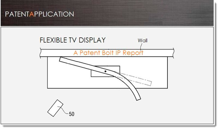 Samsung гибкий телевизор