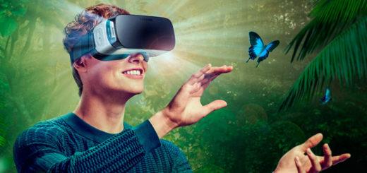 Samsung дисплей VR