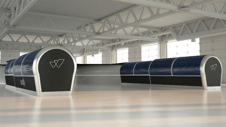 Универсальная установка, разработанная компанией Watly