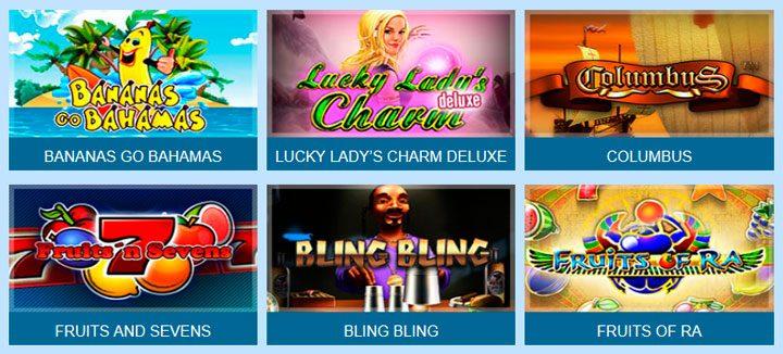 «ОнлайнСлотсБет» – казино