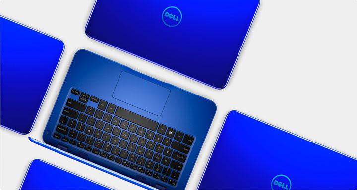 Дизайн ноутбука Dell Inspiron 11