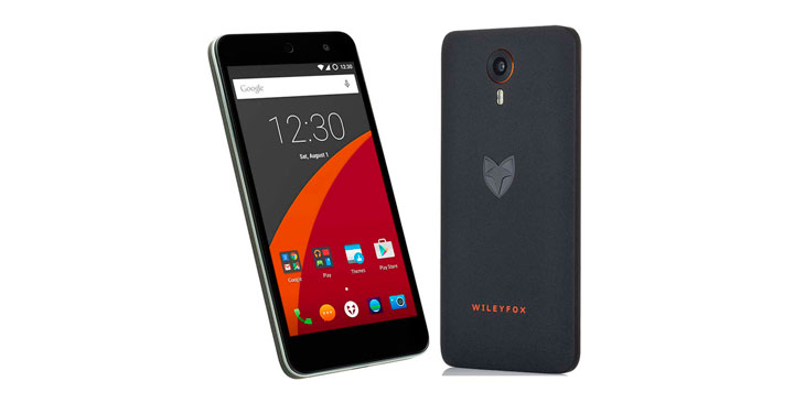 Евросеть Wileyfox Swift