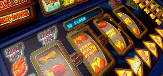 Игровые автоматы в сети