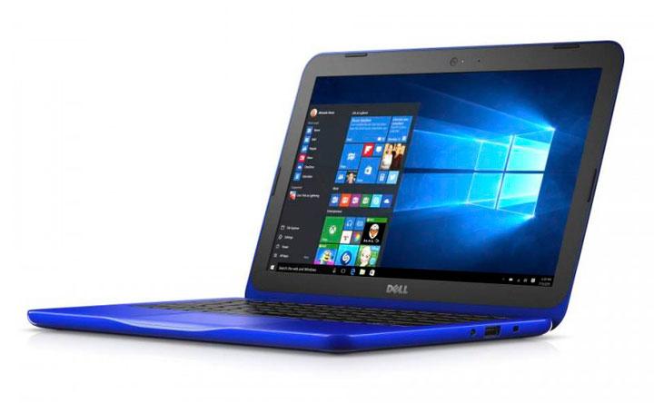 Обзор ноутбука Dell Inspiron 11 2