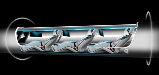 Поезда Hyperloop
