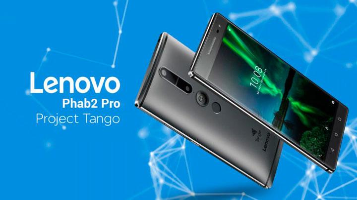 Смартфон Lenovo PHAB 2 Pro