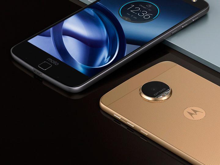 Смартфон Moto Z