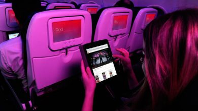 American Airlines в 2017 году доступ к Сети