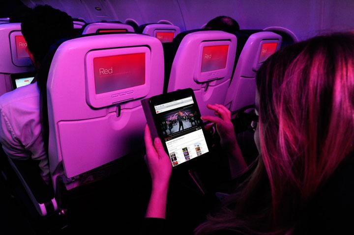 Пассажиры American Airlines в 2017 году получат доступ к Сети