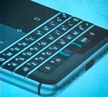 BlackBerry новый смартфон 2