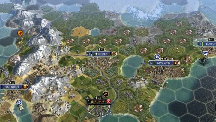 Игра Civilization V
