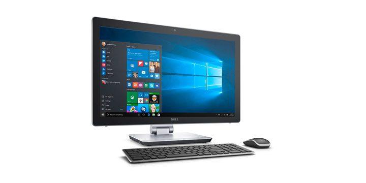 Dell представила линейку гибридов «2-в-1» с 17, 15, 13'' экраном