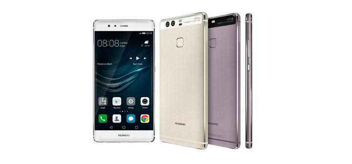 Huawei P9 в России