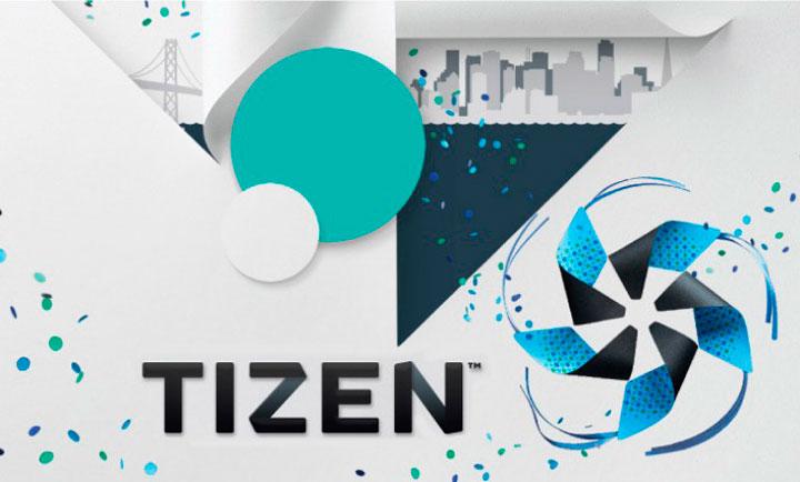Samsung с ОС Андроид на Tizen