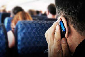 Летайте не выключая мобильный