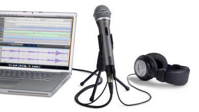 Не работает микрофон в ноутбуке