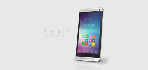 ОС Android 7.0 будет...