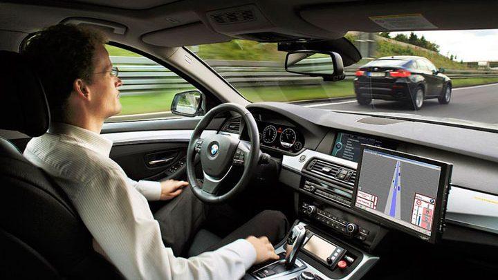 Правила для беспилотных автомобилей (2)