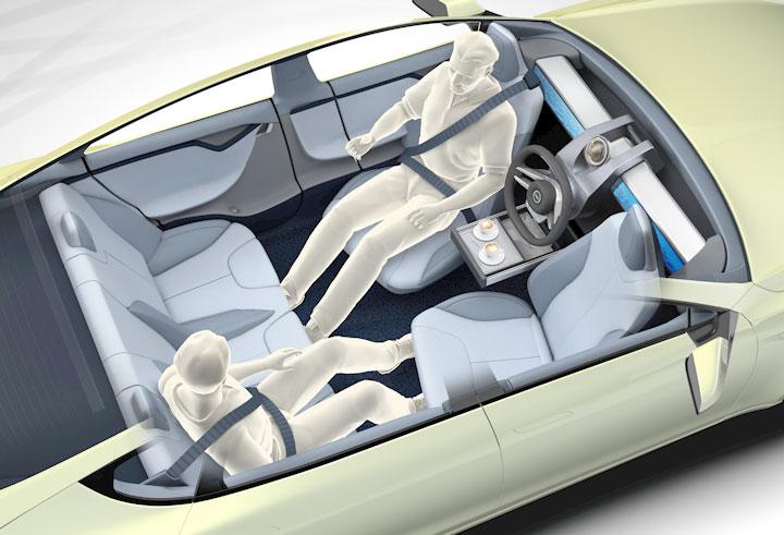 Правила для беспилотных автомобилей