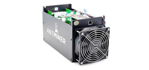 Устройство Antminer S5