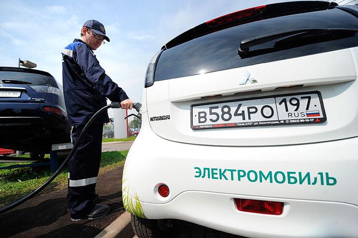 Электромобилям зеленый свет