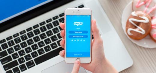 Skype в смартфонах Microsoft