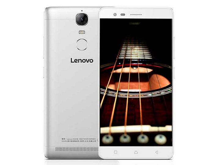 Дисплей, он же экран Lenovo Vibe K5 Note